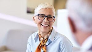 woman experiencing Parkland Florida senior living activities