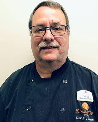 Culinary Director at Aston Gardens